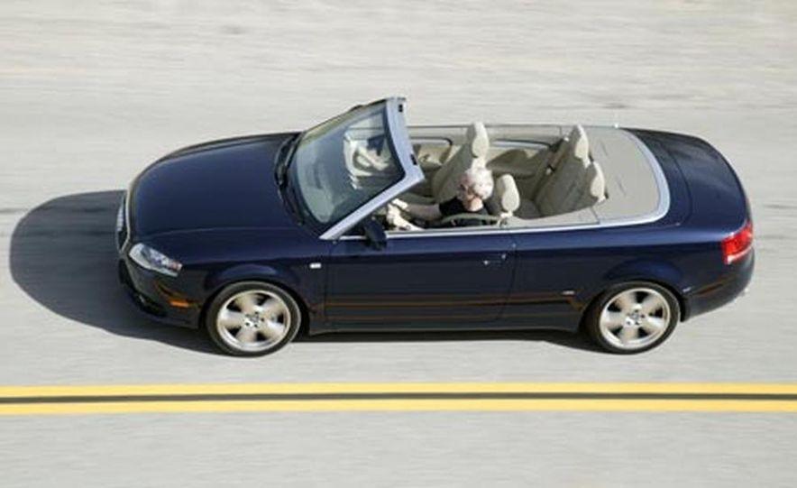 2007 Audi A4 cabriolet - Slide 1