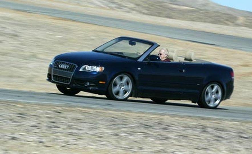 2007 Audi A4 cabriolet - Slide 3