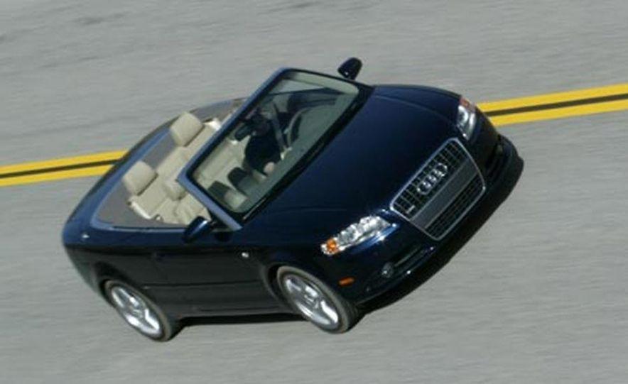 2007 Audi A4 cabriolet - Slide 5