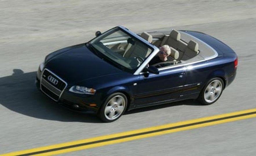 2007 Audi A4 cabriolet - Slide 6