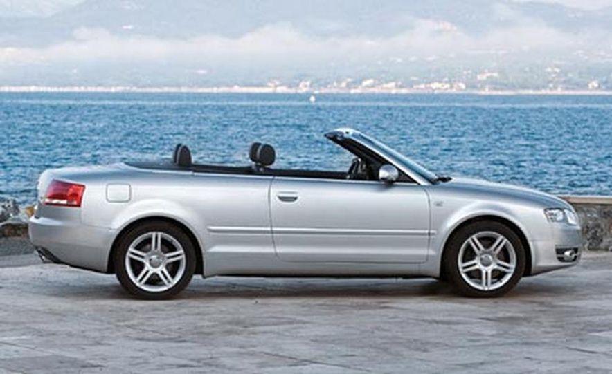2007 Audi A4 cabriolet - Slide 10