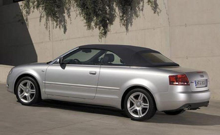 2007 Audi A4 cabriolet - Slide 12