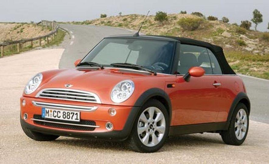 2007 Mini Cooper Cabrio - Slide 2