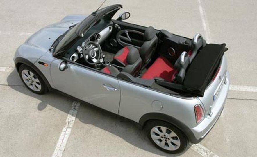 2007 Mini Cooper Cabrio - Slide 3