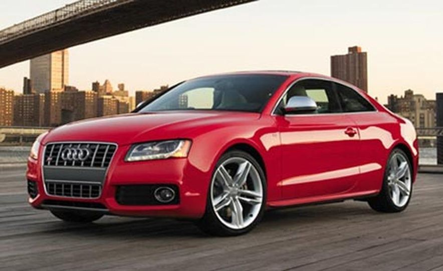 2008 Audi S5 - Slide 7