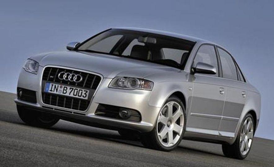 2007 Audi S4 - Slide 1
