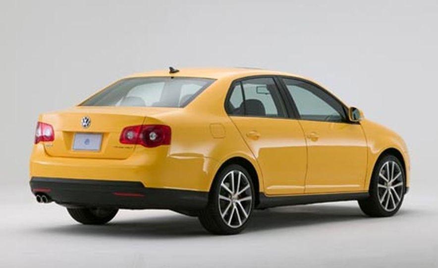 2007 Volkswagen Jetta GLI Fahrenheit edition - Slide 1