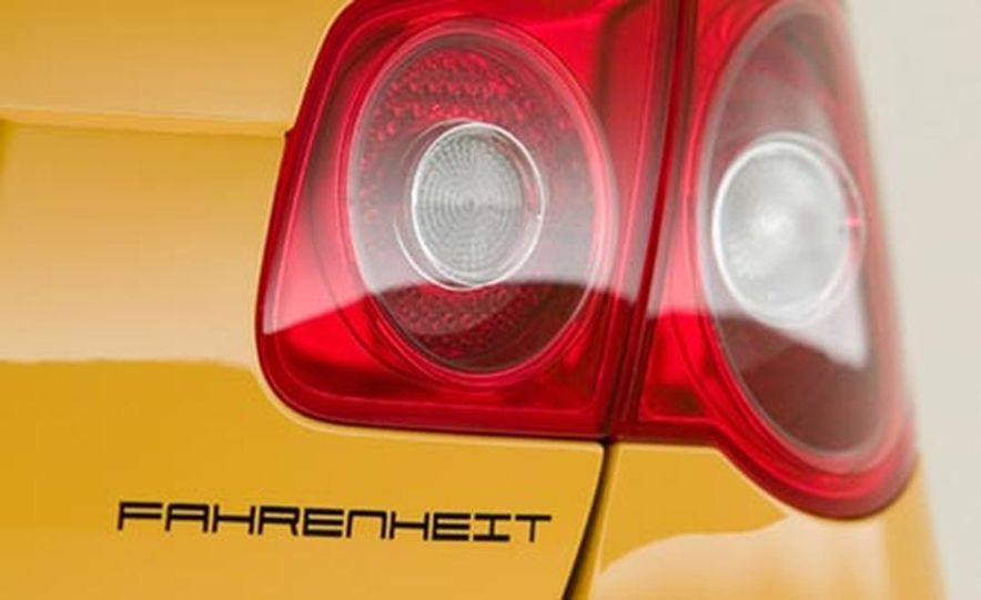 2007 Volkswagen Jetta GLI Fahrenheit edition - Slide 5