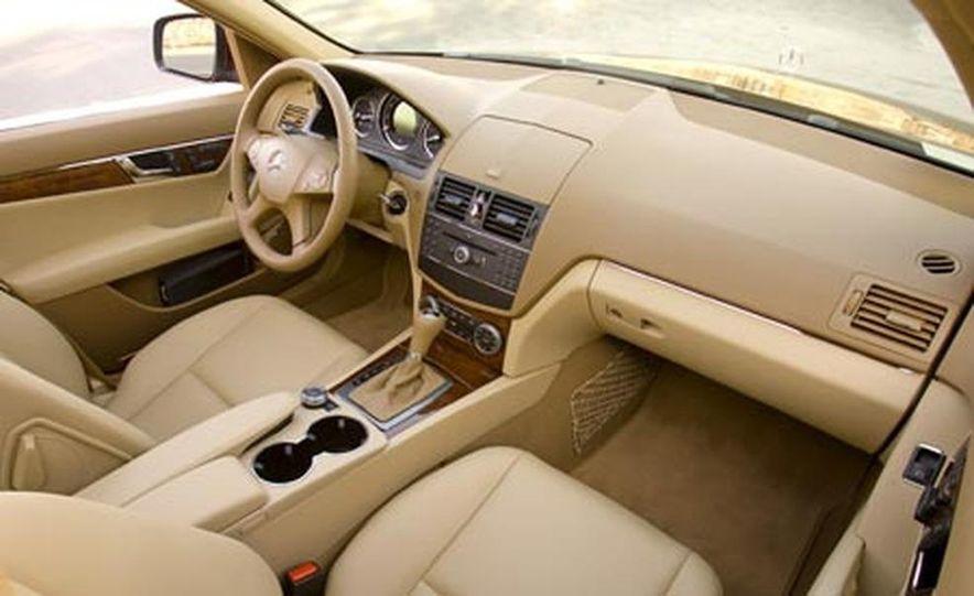 2008 Mercedes-Benz C300 Luxury - Slide 17