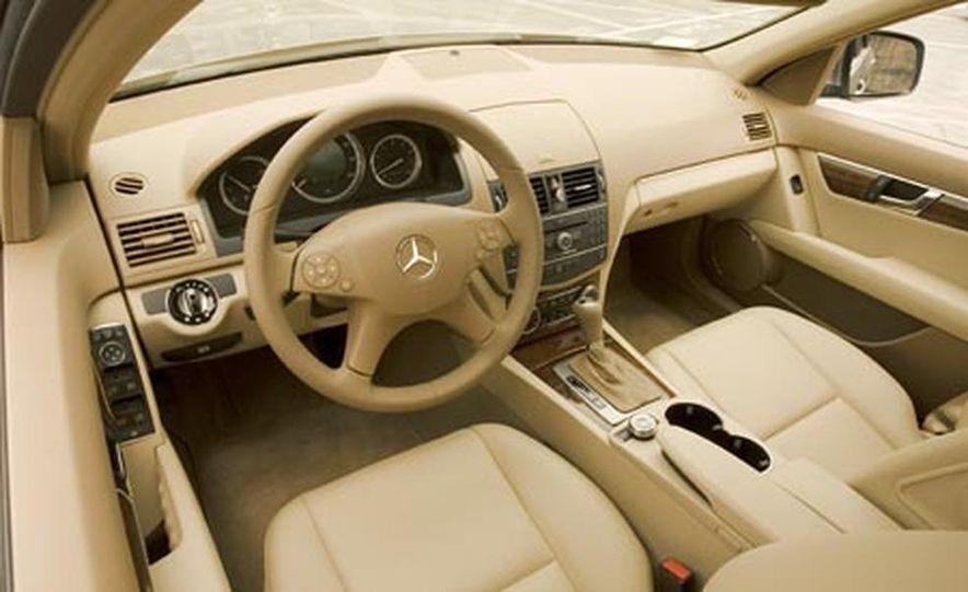 2008 Mercedes-Benz C300 Luxury - Slide 18