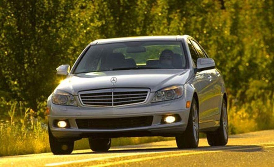 2008 Mercedes-Benz C300 Luxury - Slide 2