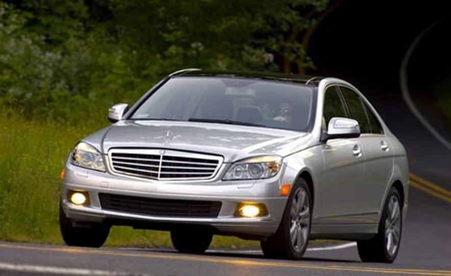 2008 Mercedes-Benz C300 Luxury - Slide 3