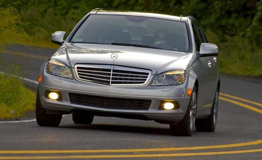 2008 Mercedes-Benz C300 Luxury - Slide 5