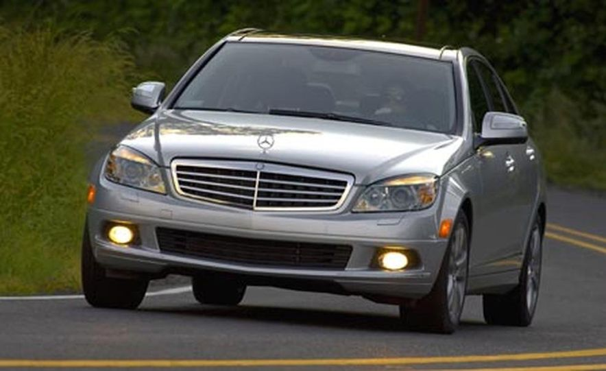 2008 Mercedes-Benz C300 Luxury - Slide 6