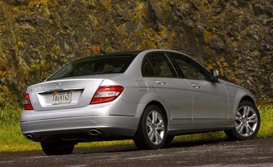 2008 Mercedes-Benz C300 Luxury - Slide 13
