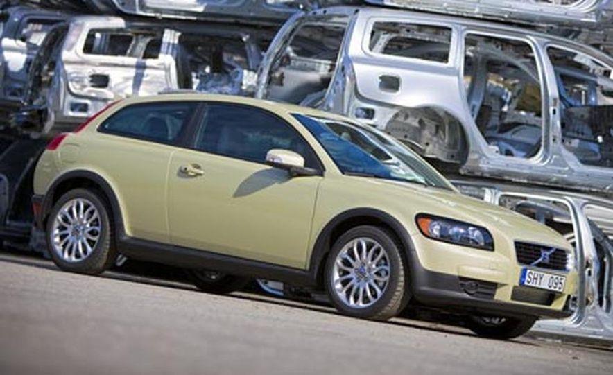 2007 Mazda CX-7 - Slide 21