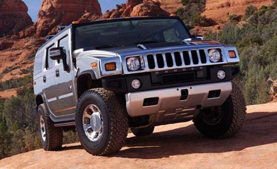 2008 Hummer H2 - Slide 1