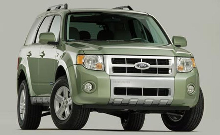 2008 Ford Escape hybrid - Slide 1