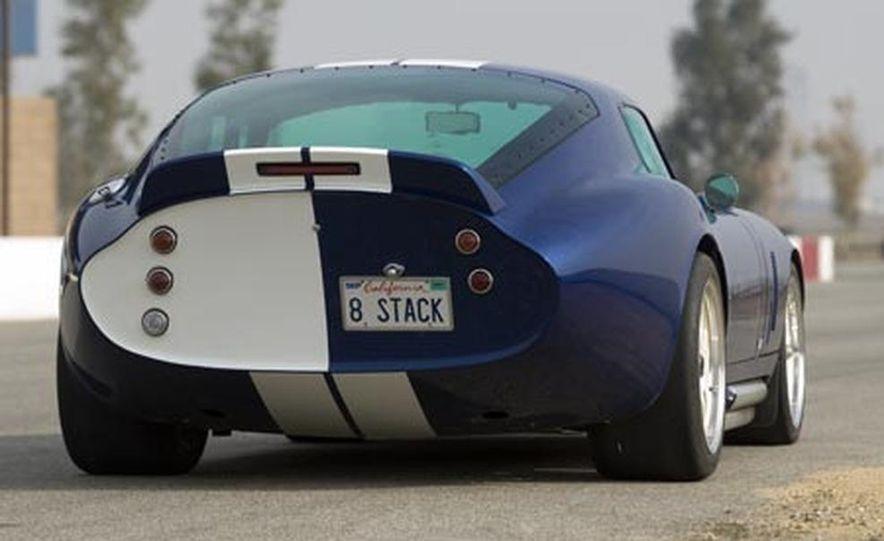 2006 Superformance Brock Coupe - Slide 1