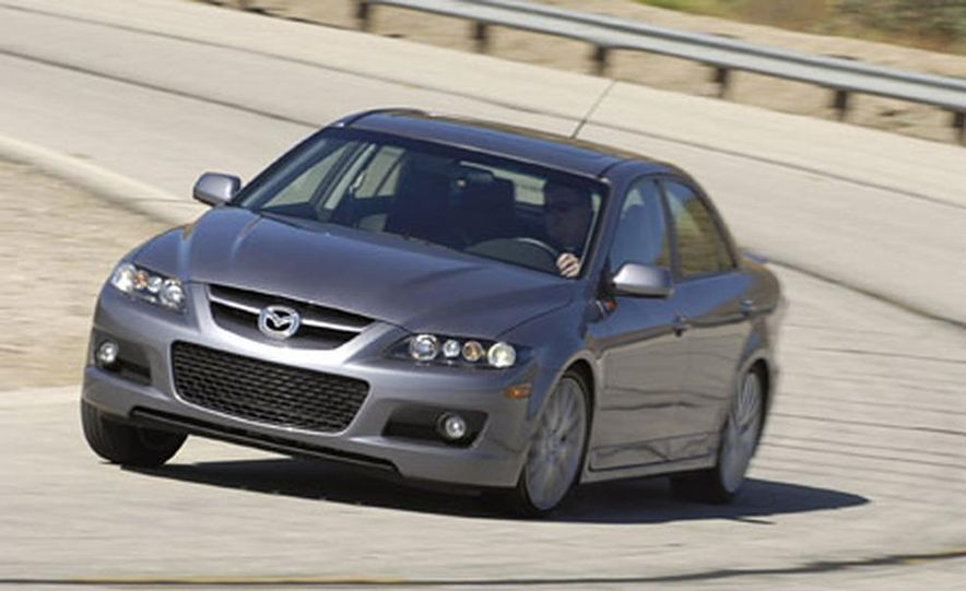 Mazdaspeed 6 - Slide 6