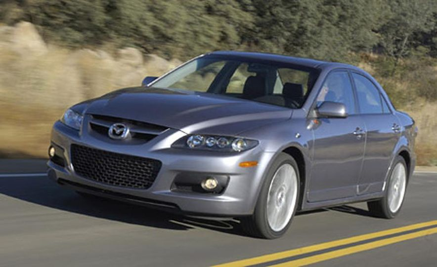 Mazdaspeed 6 - Slide 7