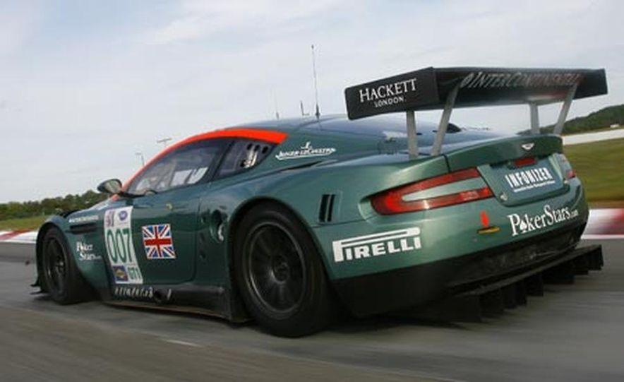 Aston Martin DBR9 - Slide 6