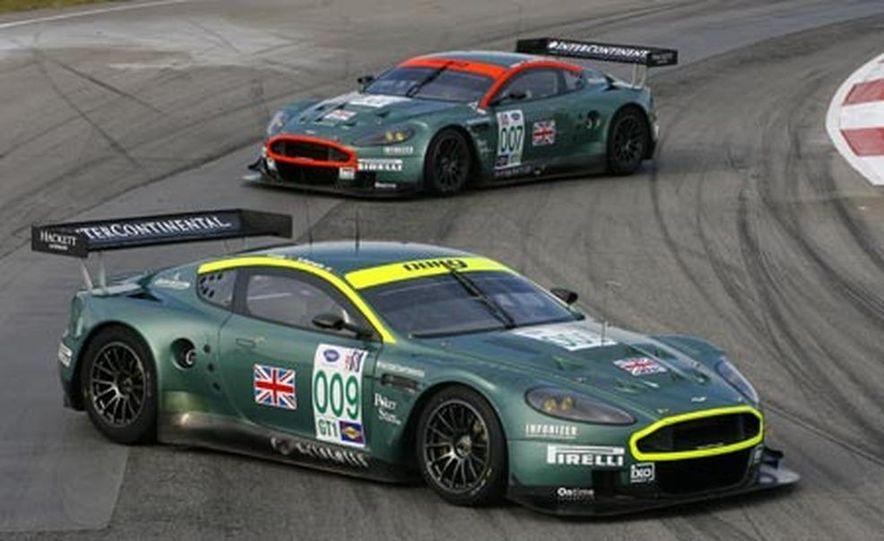 Aston Martin DBR9 - Slide 7