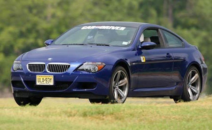 2006 BMW M6 - Slide 1