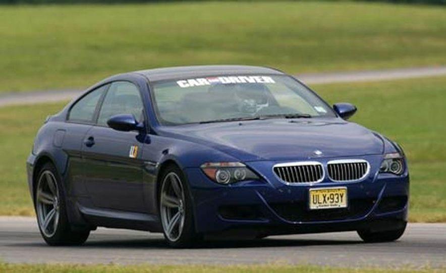 2006 BMW M6 - Slide 4