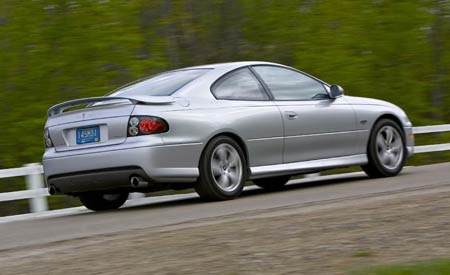 2006 Pontiac GTO - Slide 1
