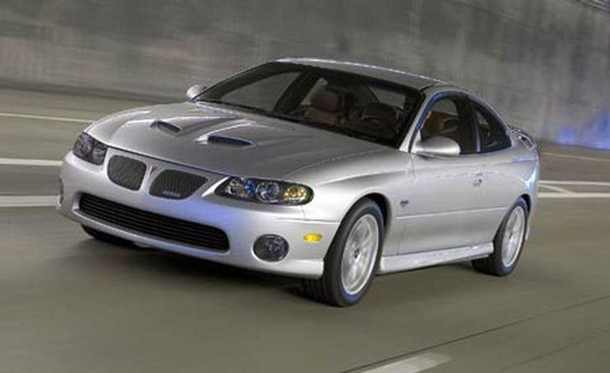 2006 Pontiac GTO - Slide 2