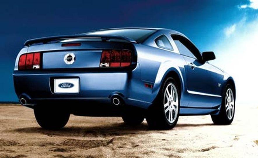 2006 Pontiac GTO - Slide 25