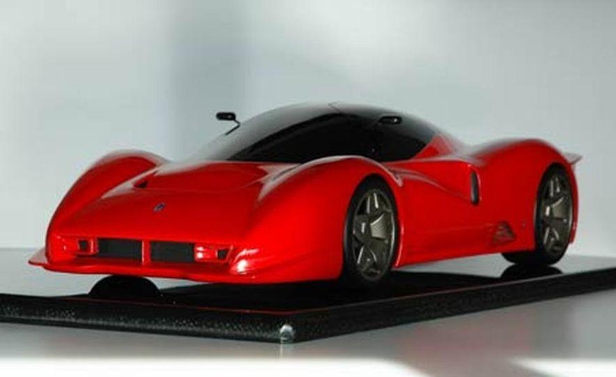 Pininfarina Ferrari P4-5 - Slide 19