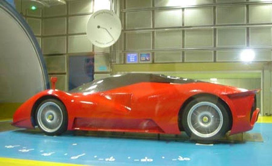 Pininfarina Ferrari P4-5 - Slide 6