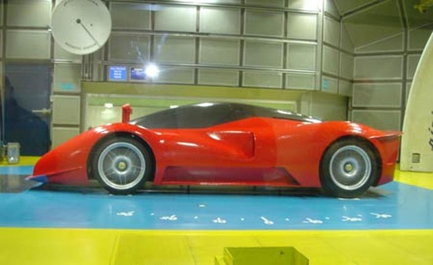 Pininfarina Ferrari P4-5 - Slide 7
