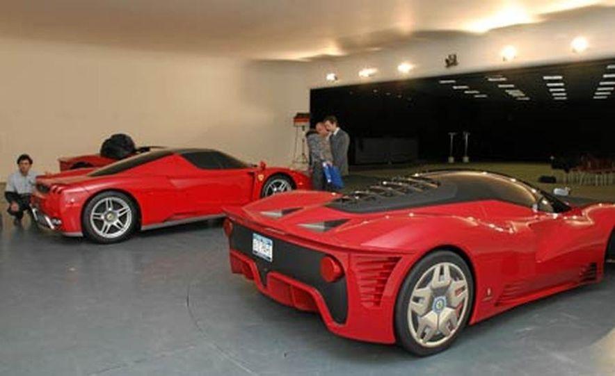 Pininfarina Ferrari P4-5 - Slide 10