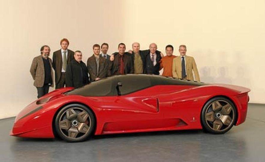 Pininfarina Ferrari P4-5 - Slide 13
