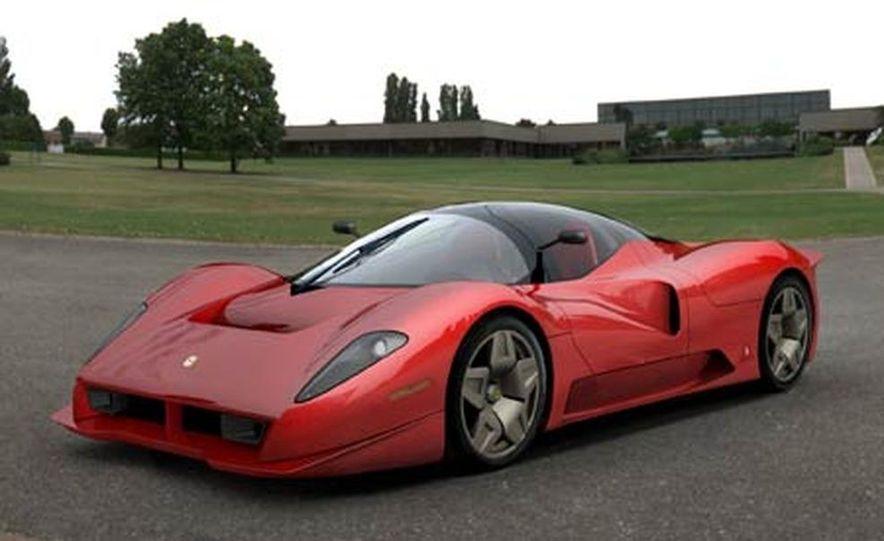 Pininfarina Ferrari P4-5 - Slide 16