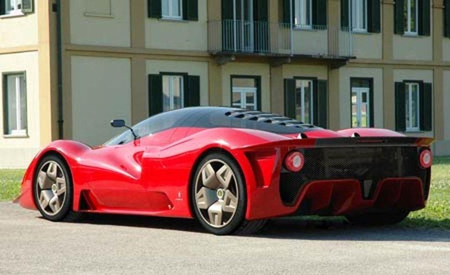 Pininfarina Ferrari P4-5 - Slide 17