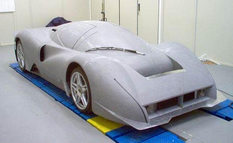 Pininfarina Ferrari P4-5 - Slide 23