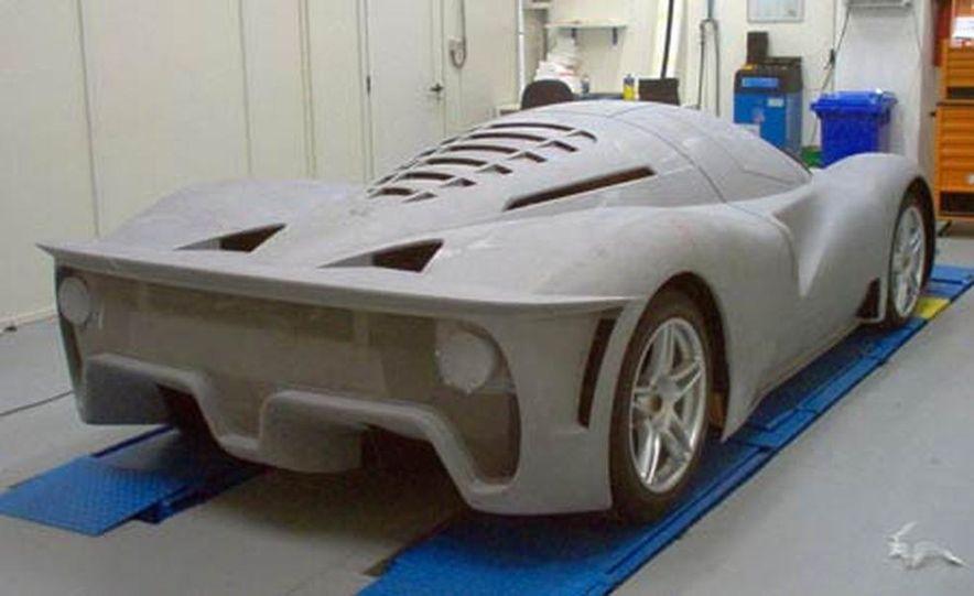 Pininfarina Ferrari P4-5 - Slide 24
