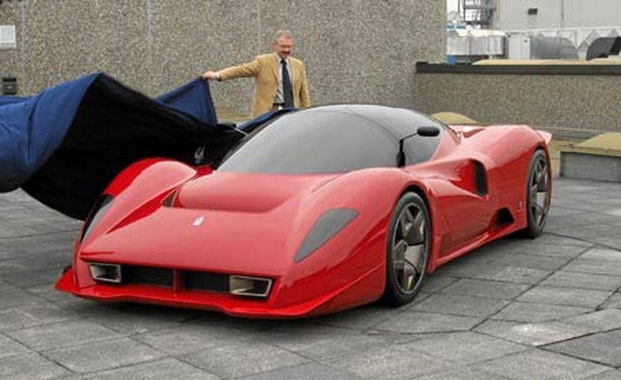 Pininfarina Ferrari P4-5 - Slide 28