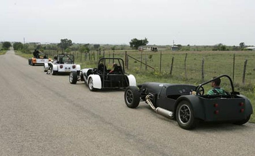 Chris Fiaccone's Locost sports car - Slide 20