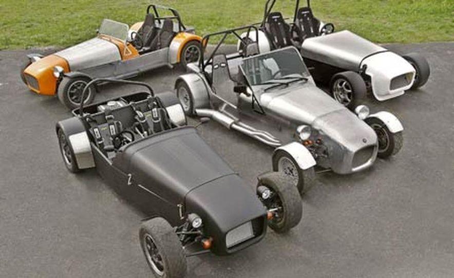 Chris Fiaccone's Locost sports car - Slide 24