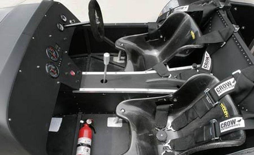 Chris Fiaccone's Locost sports car - Slide 17