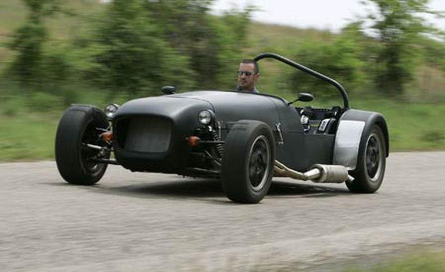 Chris Fiaccone's Locost sports car - Slide 5