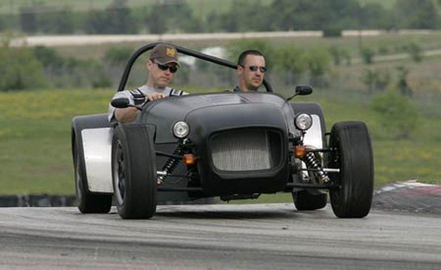 Chris Fiaccone's Locost sports car - Slide 7