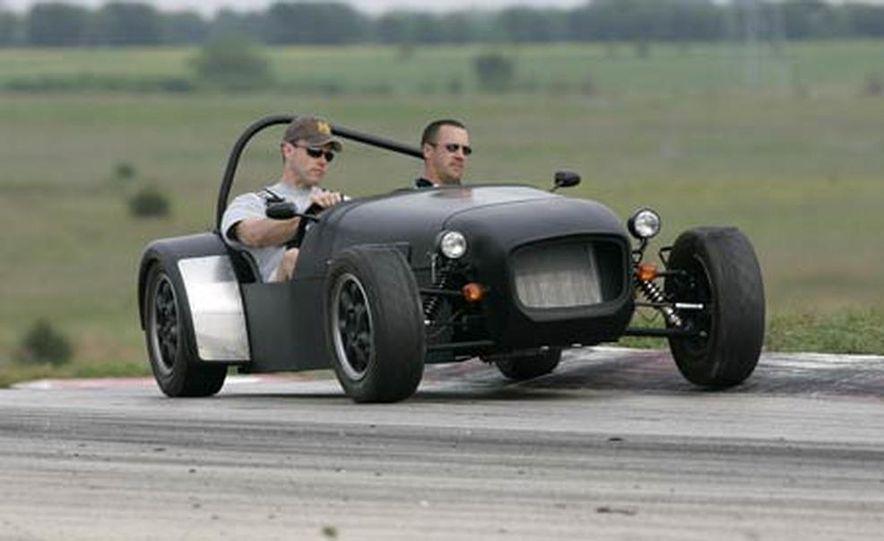 Chris Fiaccone's Locost sports car - Slide 8