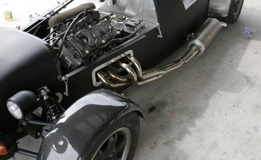 Chris Fiaccone's Locost sports car - Slide 9