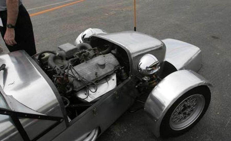 Chris Fiaccone's Locost sports car - Slide 41